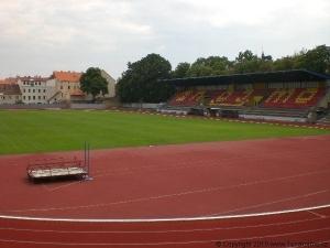 Městský stadion Horním parku