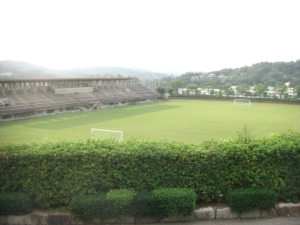 Rugby Football Field Mimasaka