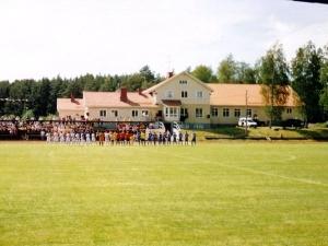 Markusböle Sportplan, Palsböle