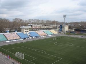 Stadion Shakhter, Kemerovo