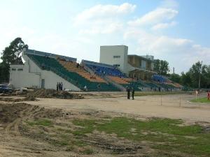 Stadyen Lyakamatyu, Baranovichy