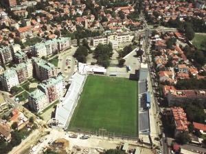 Stadion Miloš Obilić, Beograd
