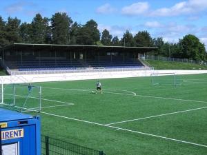 Äijänsuon Stadion, Rauma