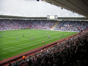 St. Mary's Stadium, Southampton, Hampshire