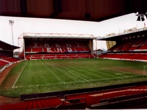 The City Ground, Nottingham, Nottinghamshire