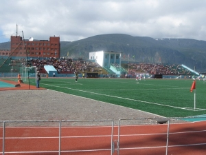 Stadion Gornyak, Kirovsk