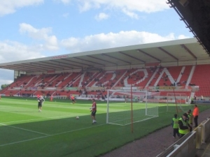 County Ground, Swindon, Wiltshire