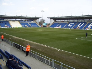 JobServe Community Stadium, Colchester, Essex
