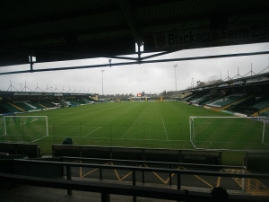 Huish Park Stadium