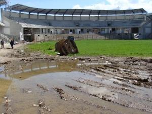 Estadio Rosas Pampa, Huaraz