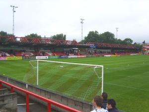 Store First Stadium, Accrington, Lancashire
