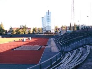 Kouvolan keskusurheilukenttä, Kouvola