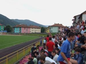 Stadion Midhat Drljević, Goražde