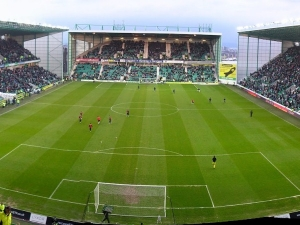 Easter Road Stadium, Edinburgh