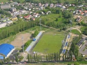 Stadion Miejski, Nowy Dwór Mazowiecki