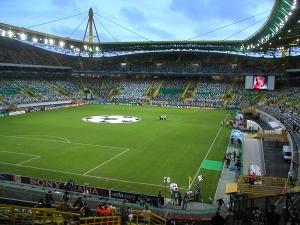 Estádio José Alvalade, Lisboa