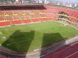Estádio Adelmar da Costa Carvalho, Recife, Pernambuco