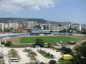Stadion Spartak, Varna