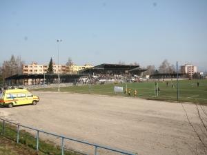 Stadion Drahovice, Karlovy Vary