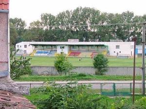 Fotbalový areál pod bůdama