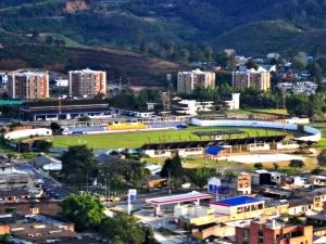 Estadio Ciro López, Popayán