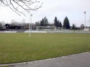 Stade du Bois-Gentil, Lausanne