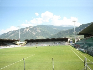 Stade de Tourbillon, Sion