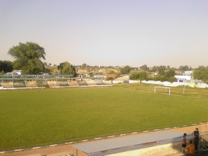 Stadionul Municipal, Alexandria