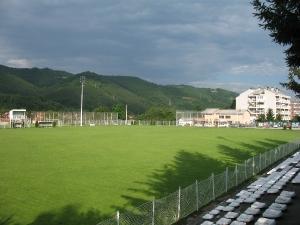 Gradski Stadion, Brus