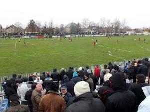 Stadion Mladost, Bački Jarak
