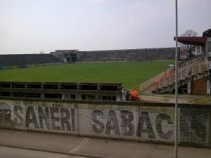 Stadion FK Mačva, Šabac