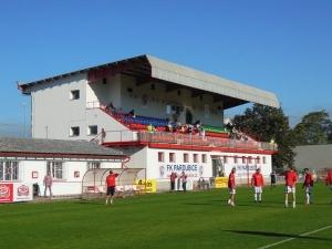 Stadion K Vinici, Pardubice
