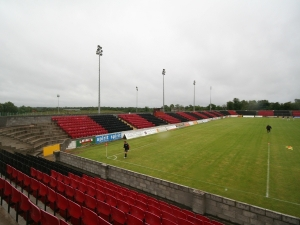 City Calling Stadium, Longford Town