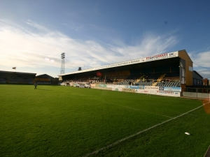 The Jakemans Stadium