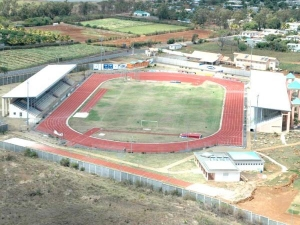 German Comarmond Stadium, Bambous