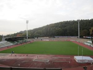 Waldstadion Homburg, Homburg