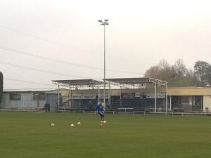 Stadion SK Horní Měcholupy