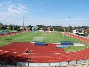 Stade Gaston Reiff, Braine-L'Alleud (Eigenbrakel)