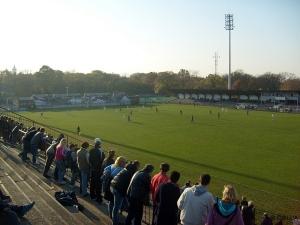 Kórház utcai stadion, Békéscsaba