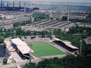 Stadion im. Volodymyra Boyka, Mariupol'