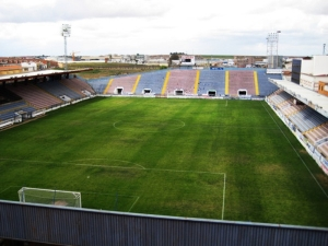 Estadio Francisco de la Hera