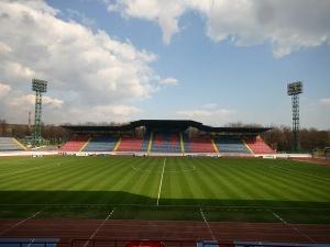 Stadion Azovstal', Mariupol'
