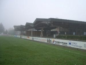 Hans-Weber Stadion, Rheinau