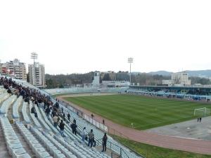 Stadiumi Kombëtar Qemal Stafa, Tiranë (Tirana)