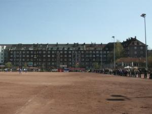 Jonny Rehbein Sportplatz