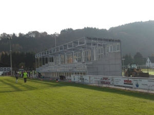 WECO-Arena im Sportpark Germania