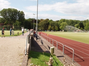 Sportplatz am Wildpark, Mainz