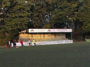 Stade Chazal, Schaerbeek (Schaarbeek)