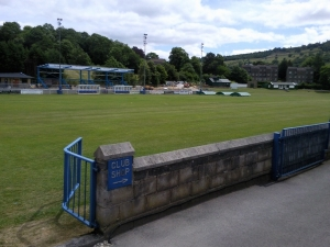 DCJ Group Insurance Arena, Matlock, Derbyshire