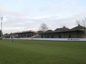 Earlsmead Stadium, South Harrow, Middlesex